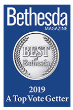 2019 A Top Vote Getter - Bethesda Magazine